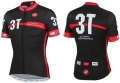CASTELLI Ultimate Performance 3T Team Jersey Black/Red