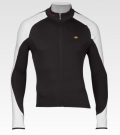 NORTHWAVE Cykeltr�je/Light Jacket FR.PRO. Black