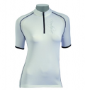 NORTHWAVE Lady Jersey  Crystal S/S White