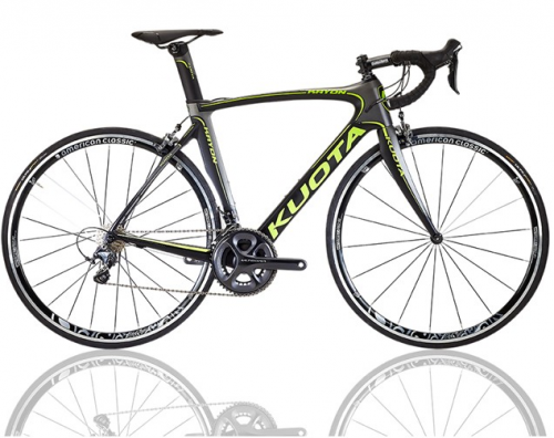 Kuota Kryon Green - Italienske Kvalitets Cykel - High-End Race cykler - Pro Dealer
