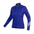 ENDURA Wms Windchill Jacket, Blå