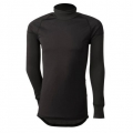 AGU Undertrøje Secco Windbreaker LS Black
