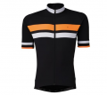 AGU Jersey S/S Asolo, Black/Orange